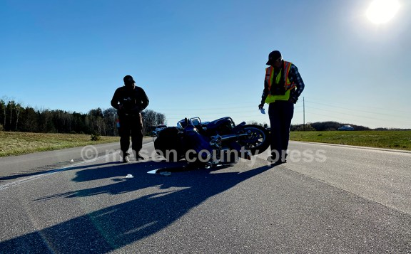 Fountain man injured following motorcycle/deer crash ...