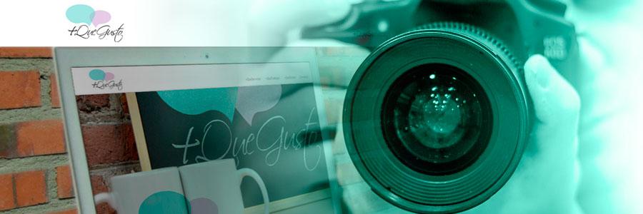 La importancia de la fotografía en la web