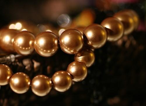 lujosas perlas