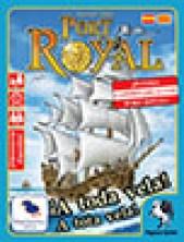 Port Royal a toda vela