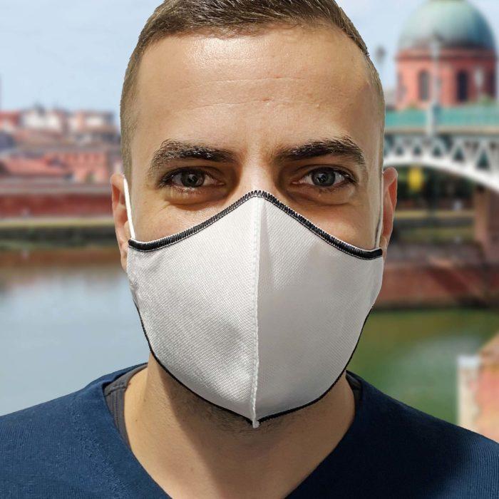 masques tissus homologués afnor
