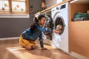 Cómo ahorrar agua con los electrodomésticos lavadora