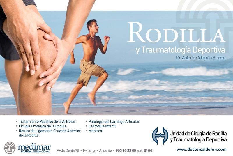 Recuperar menisco con cirugia artroscópica Doctor Calderón