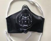 Masque en tissu Catégorie 1, Fabriqué en France, Grande Gueule