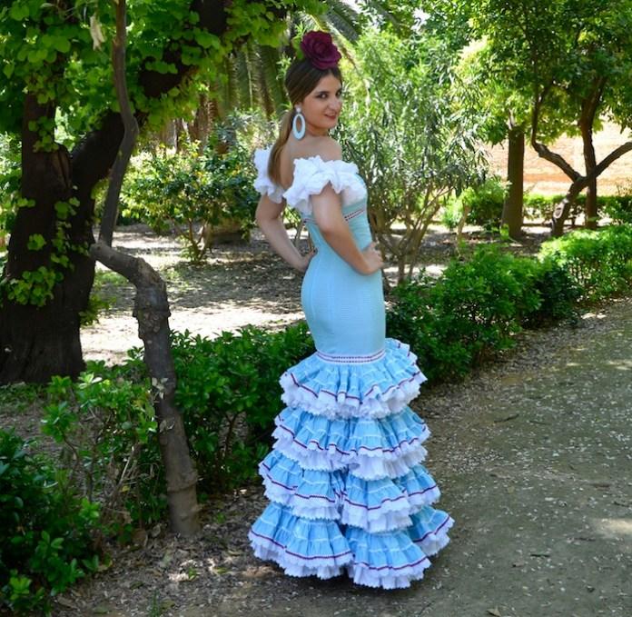 MARGARITA FREIRE DRESS