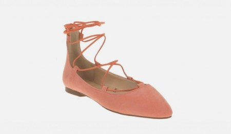 bailarina lace up parfois