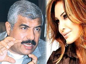 سوزن تميم وهشام طلعت مصطفى