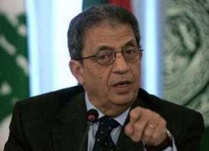 مرشحي الرئاسة المصرية 2012 عمرو موسى