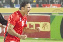 تطوارات مباراة مصر والجزائر