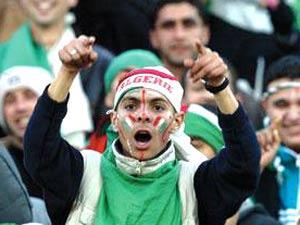 مؤتمر لكشف احداث مباراة مصر والجزائر امام العالم