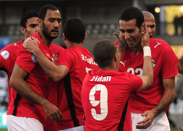 مباراة مصر والجزائر في السودان الخطوة الاسهل