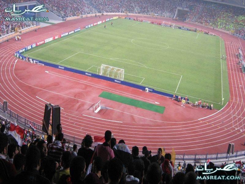 بيع تذاكر مباراة مصر والجزائر اعتباراً من الثلاثاء | اسعار التذاكر | اماكن بيع التذاكر
