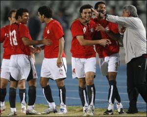 حسن شحاتة و منتخب مصر