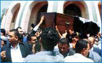 استشهاد مقدم شرطة صدمته سيارة مهربي الأسماك ببورسعيد