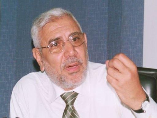 الدكتور عبد المنعم ابو الفتوح قيادي في الاخوان المسلمين