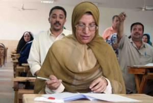 تسكين المدرسين الناجحين في امتحانات كادر المعلمين