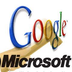 مايكروسوفت تسعى لمنع جوجل من الوصول لمواقع الاخبار