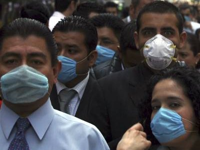 ارتفاع وفيات انفلونزا الخنازير في مصر الى 101 حالة