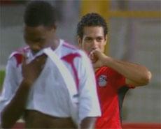 تعادل مصر ومالاوي استعدادا لـ كأس الامم الافريقية 2010