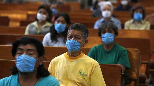 ارشادات جديدة عن انفلونزا الخنازير من منظمة الصحة