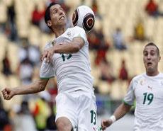 الجزائر تصعد الى المربع الذهبي | اهداف مباراة الجزائر وكوت ديفوار