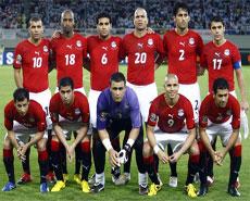 تشكيل المنتخب المصري في مباراة مصر والجزائر اليوم | انجولا 2010