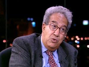 جلال امين يبتعد عن المشاركة بـ انتخابات الرئاسة 2011