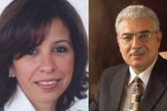 زواج احمد نظيف و زينب زكي في القاهرة اليوم | فيديو