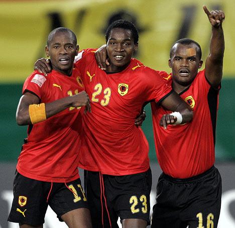 مشاهدة مباراة غانا وانجولا | بث مباشر مباراة غانا وانجولا