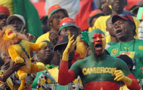 اهداف مباراة الكاميرون وزامبيا   انجولا 2010