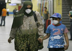 وفاة اول حالة بـ انفلونزا الخنازير بعد بدء انحسار الوباء