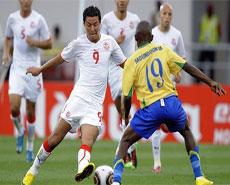 نتيجة مباراة تونس والكاميرون