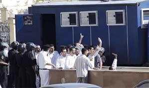 محاكمة 25 متهم في خلية الزيتون في 14 فبراير