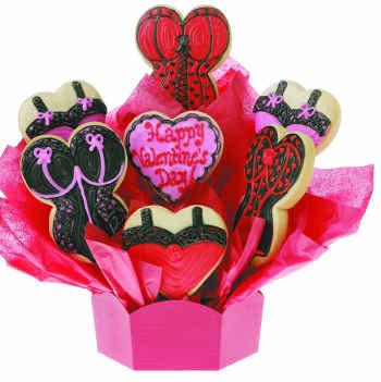 هدايا عيد الحب - قلوب شوكلاتة