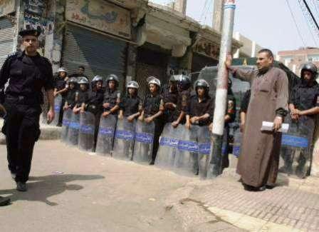 الامن يتوصل الى قتلة الضابط والمجند في حادث سيارة الترحيلات سيناء