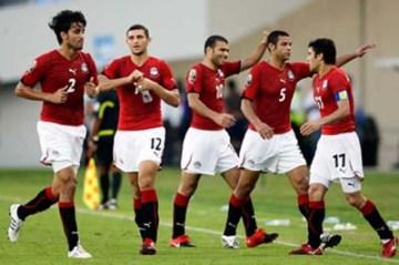منتخب مصر 2010