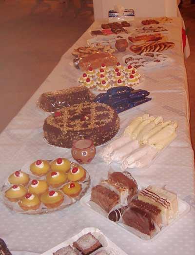ضبط مليون قطعة حلويات فاسدة اعدت بمناسبة المولد النبوي الشريف