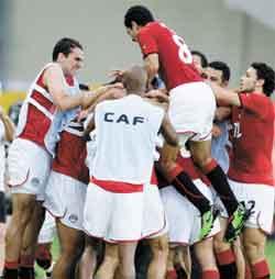 قرار الفيفا بصعود مصر لكأس العالم | اجتماع سري للفيفا وضم مصر للمونديال