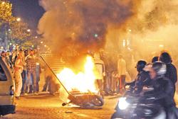 محمد روراوة يواصل الخداع والضرب تحت الحزام ضد مصر