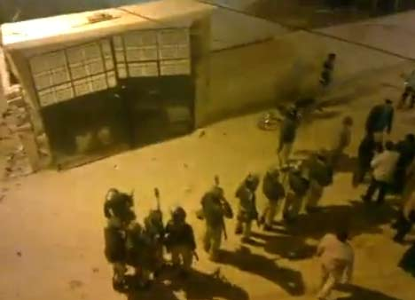 احتجاز اقباط قرية الريفية بالكنيسة بعد احداث مرسى مطروح