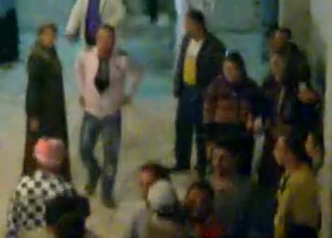 مطران غرب الاسكندرية يلتقي المحافظ بسبب احداث مطروح