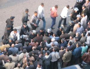 عميد صيدلة الازهر ينفي ضرب طالب الاخوان المسلمين بالكلية