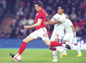 هزيمة المنتخب المصري امام الانجليزي لان الفارق كبير