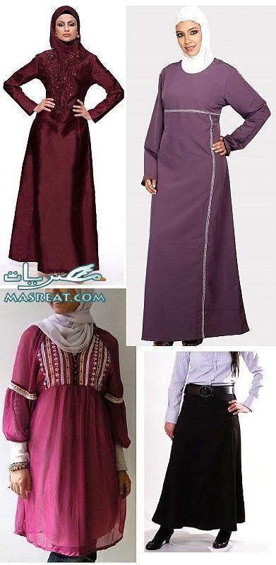 ملابس محجبات 2022