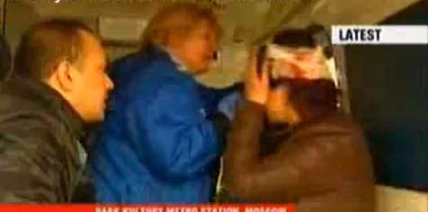 تنفيذ انفجارات موسكو بواسطة فتاتين من الانتحاريات