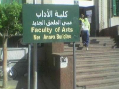 نتائج اداب القاهرة 2019