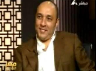 عصام يوسف مؤلف رواية ربع جرام