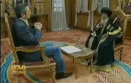 مصر النهاردة|البابا شنودة: الاقباط يعانون من التهميش| يوتيوب فيديو