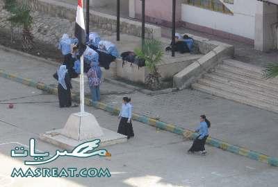 جدول امتحانات الشهادة الاعدادية 2012 مدارس حلوان