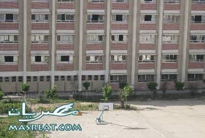 جدول امتحانات الصف الاول الثانوي 2012 محافظة الشرقية